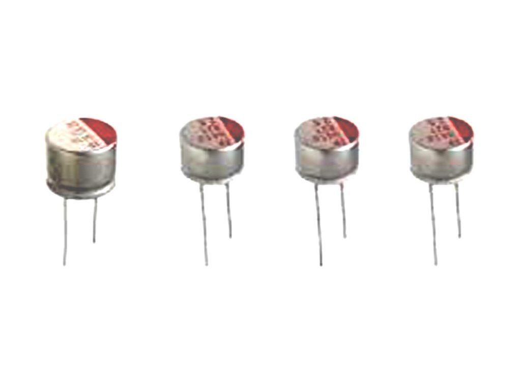 ক্যাপাসিটর কাকে বলে Modern Electrolyte capacitors jpg