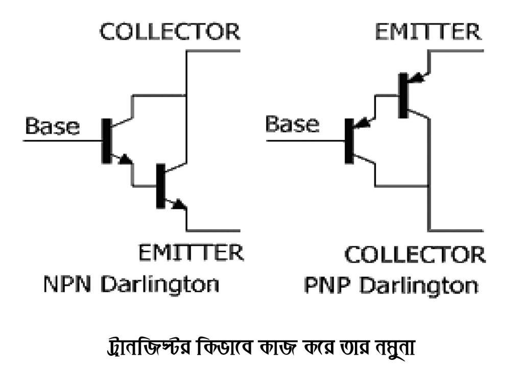 how transistor works ট্রানজিস্টর পরিচিতি
