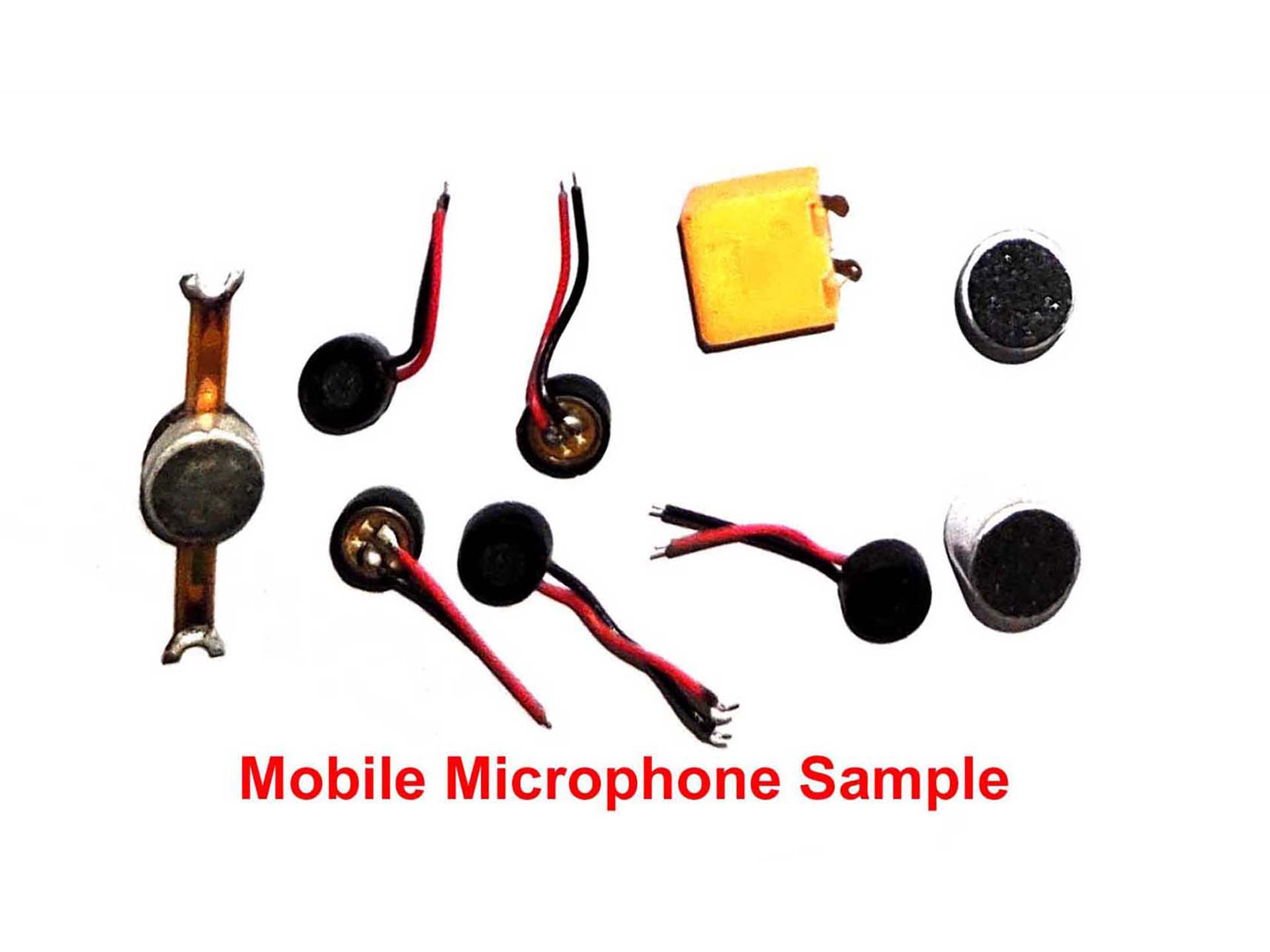 Mobile Microphone Sample