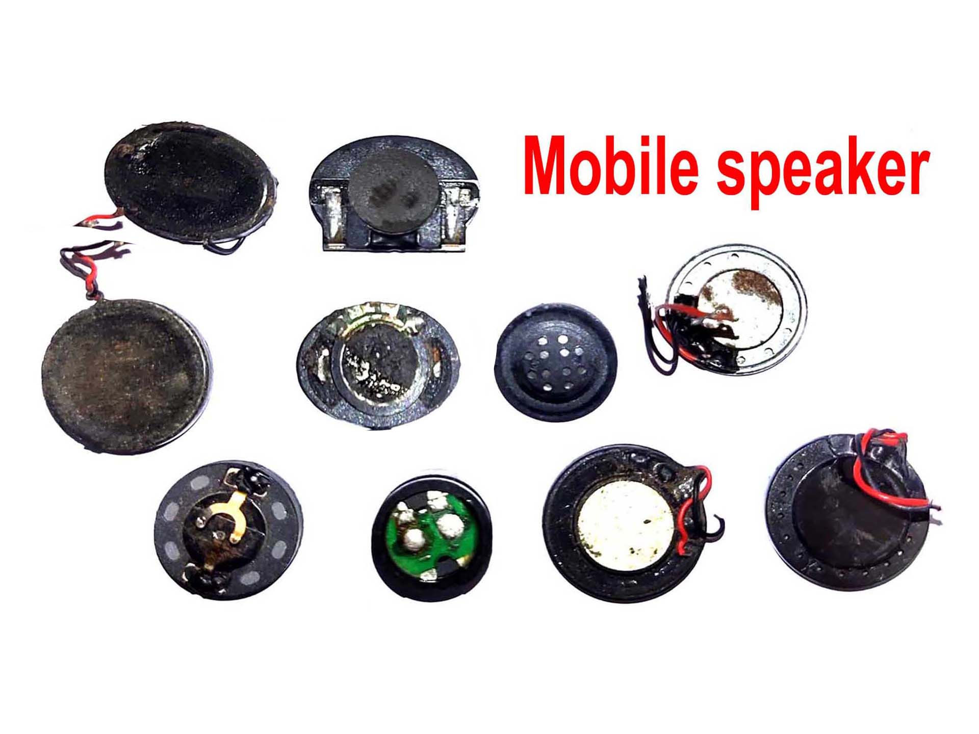 Mobile Speaker sample