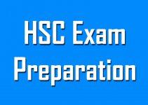 hsc exam preparation