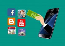 Earn money with mobile-মোবাইল দিয়ে টাকা আয়