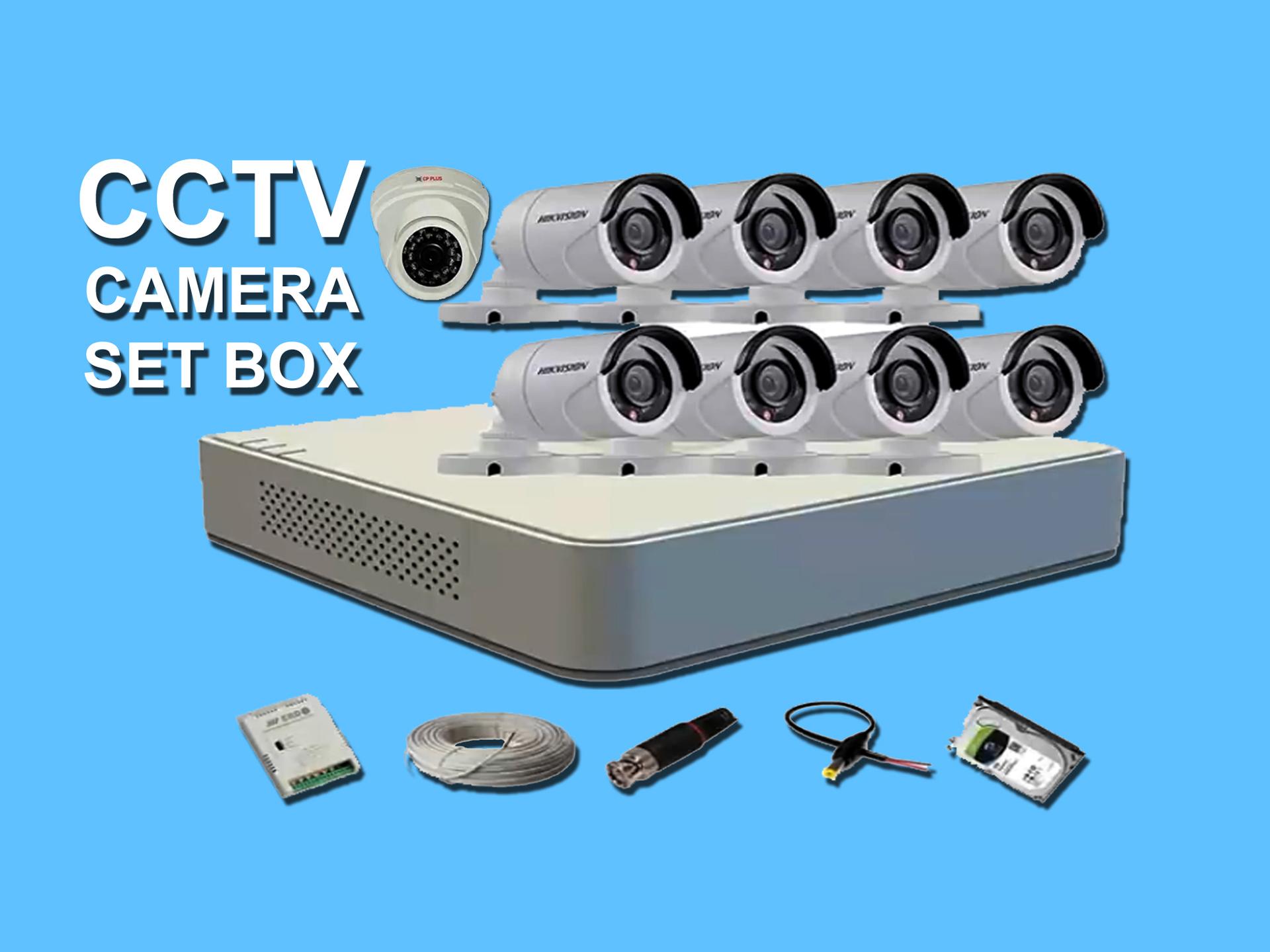 cctv camera-সিসি টিভি ক্যামেরা